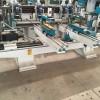 出售二手木工设备双端锯铣机