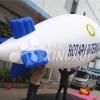 充气飞机气模 火箭飞船展示模型 可带图定做 航空航天展景卡通