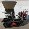 液压漏斗式撒肥机 液压柴油撒播机 履带颗粒施肥机