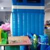 景区充气新款城堡批发定制商场充气儿童城堡速开自动折叠